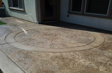 Stamped Concrete Driveway Contractor Del Mar, Decorative Concrete Del Mar