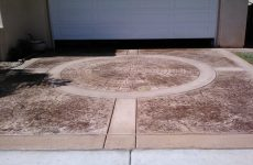 Stamped Driveway Concrete Contractor Del Mar, Decorative Concrete Company Del Mar Ca