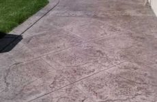 Stamped Concrete Patio Del Mar